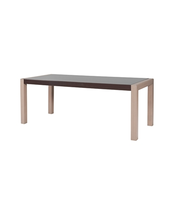 Black/Brown Dining Table