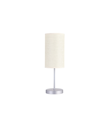 Small Beige Lamp