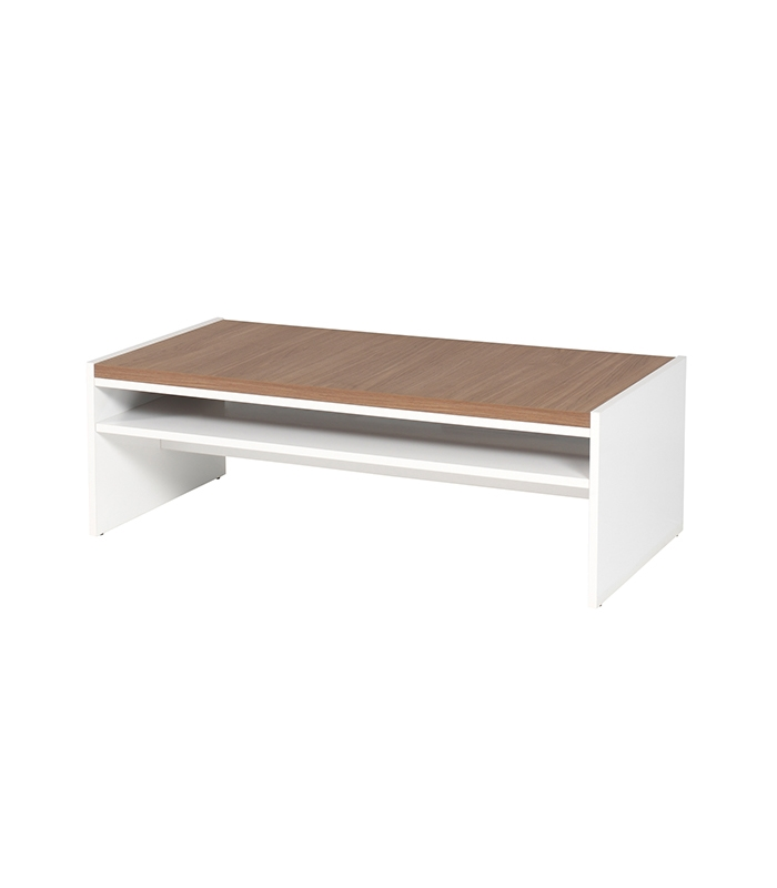 White/Medium Wooden Desk